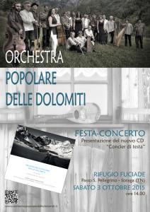 Locandina presentazione CD opd 3 OTTOBRE 2015